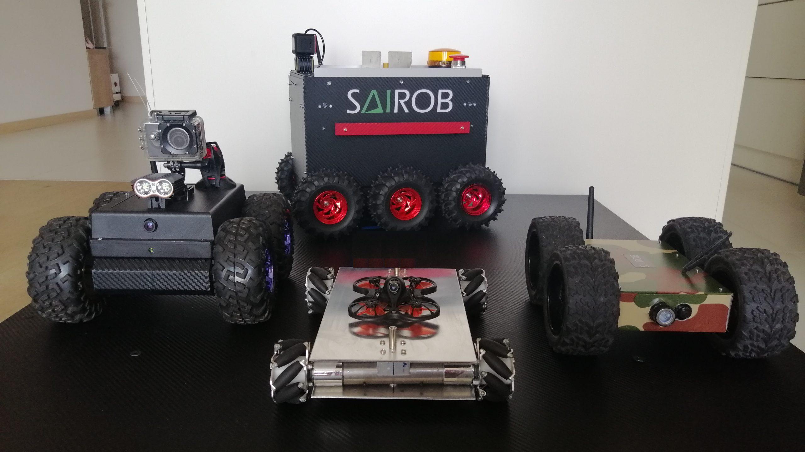 Sairob team